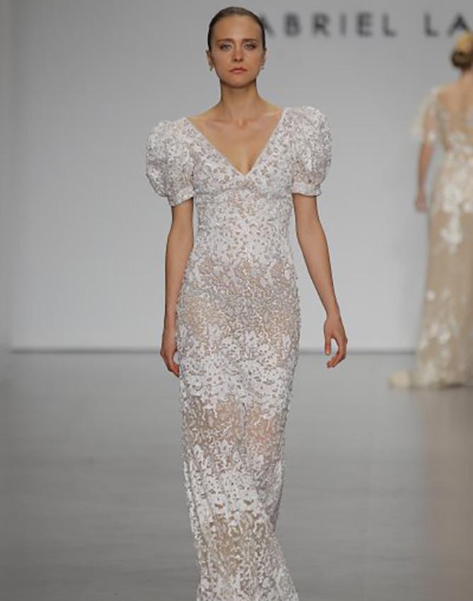 Los mejores vestidos de Madrid Bridal Week – Pasarela Costura España