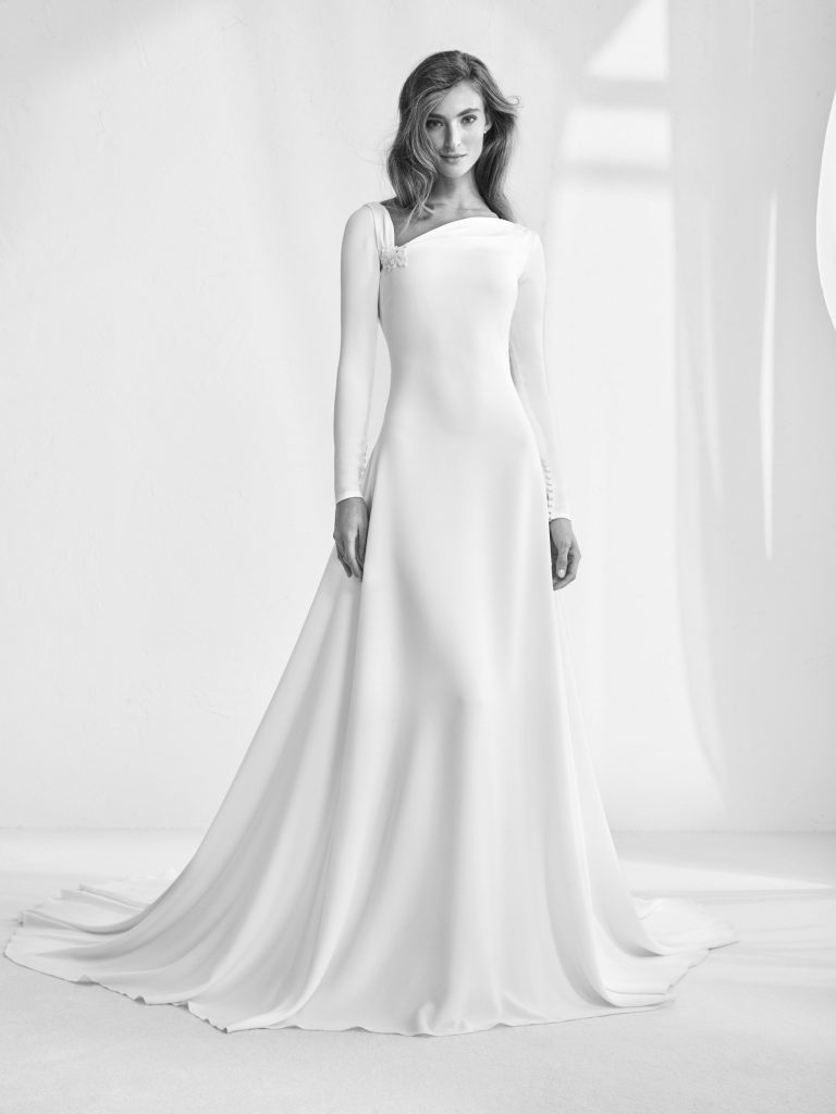 los mejores vestidos de pronovias 2018