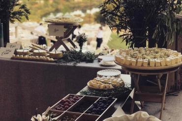 Rincon de quesos para bodas